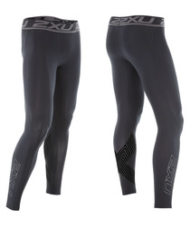 Accelerate black compression leggings
