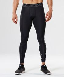Accelerate black compression leggings