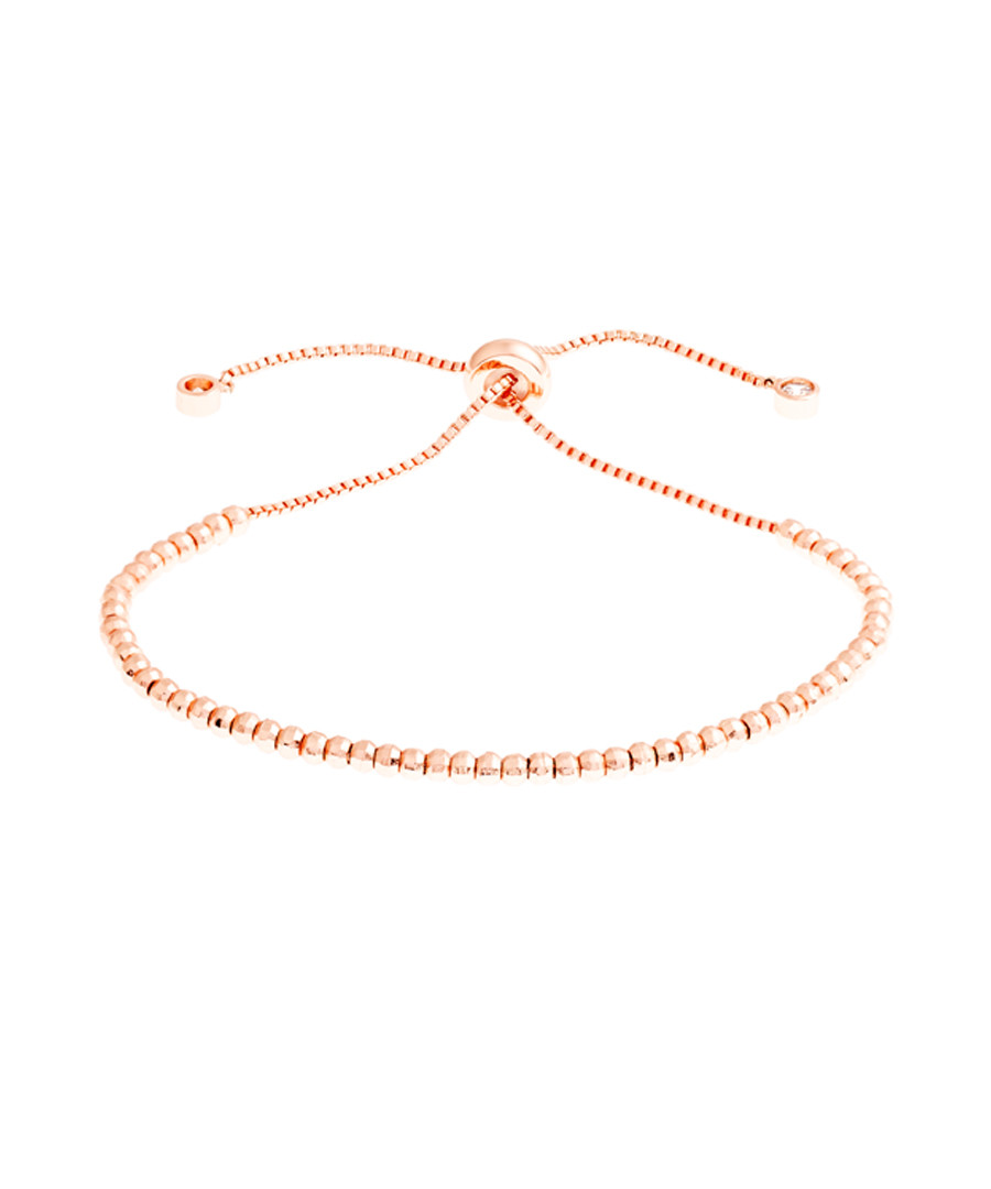 Marigold rose gold-plate bracelet Sale - sole du soleil