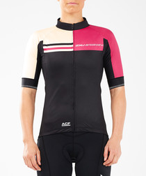 Cycle thermal short sleeve top