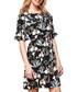 lily snowdrop print ruffle dress Sale - yumi Sale