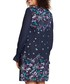 Navy blouson sleeve mini dress Sale - yumi Sale