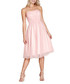 Pale pink mesh prom dress Sale - yumi Sale