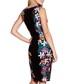 Jungle floral print bodycon dress Sale - yumi Sale