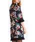 Midnight floral print mini dress Sale - yumi Sale