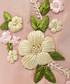 rose floral cotton blend shift dress Sale - Iren Klairie Sale