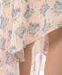 Pale pink silk blend sash detail dress Sale - iren klairie Sale