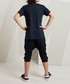 2pc Game Over leggings & top set Sale - Mushi Sale