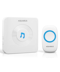 white 52 chime wifi doorbell