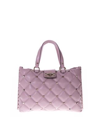 011c96d9fe7c Pink leather quilt shoulder bag Sale - valentino garavani Sale