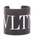 VLTN black metal open cuff Sale - valentino garavani Sale