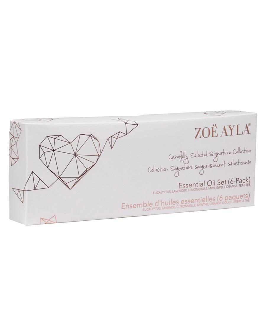 6pc Essential oil aromatherapy set Sale - zoe ayla