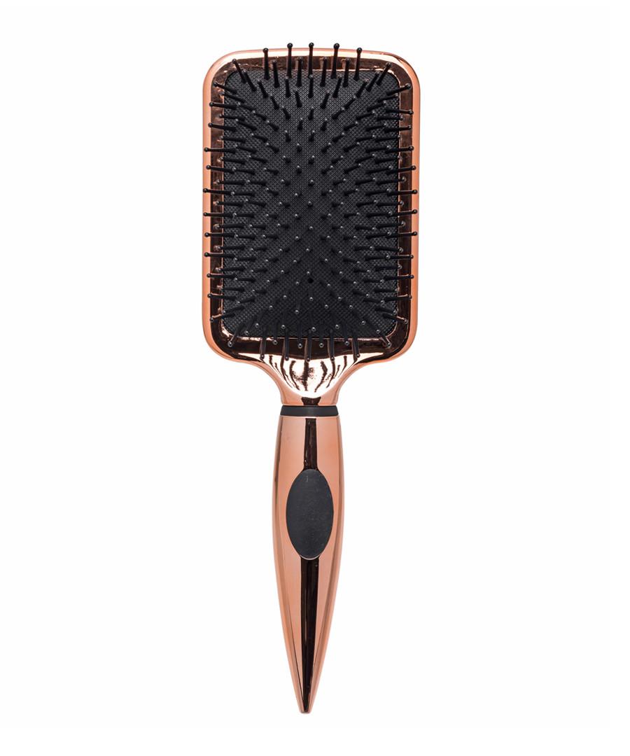 Rose gold-tone paddle brush Sale - zoe ayla