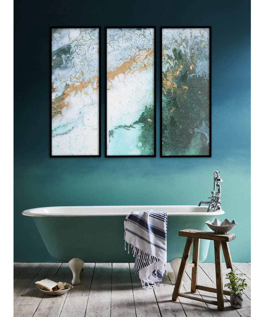 3pc surf wall art set Sale - modacanvas