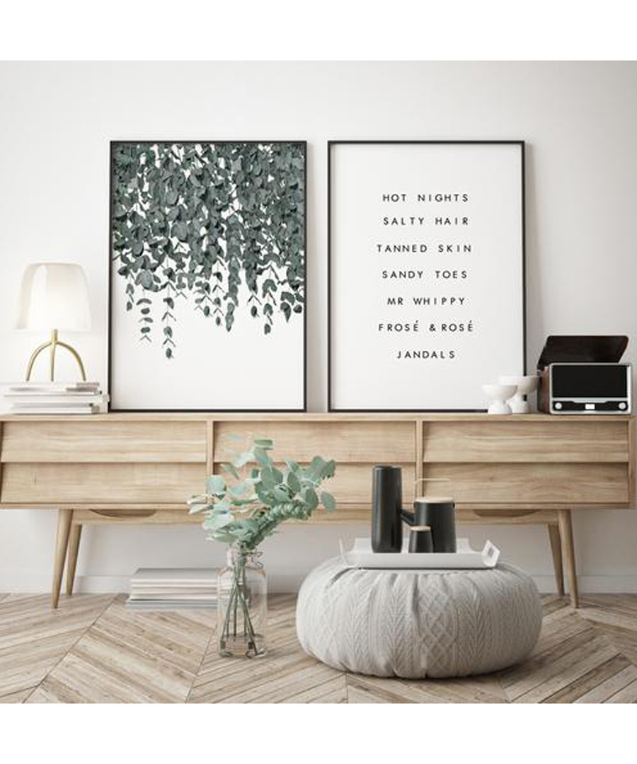 2pc Salty Hair wall art set Sale - modacanvas