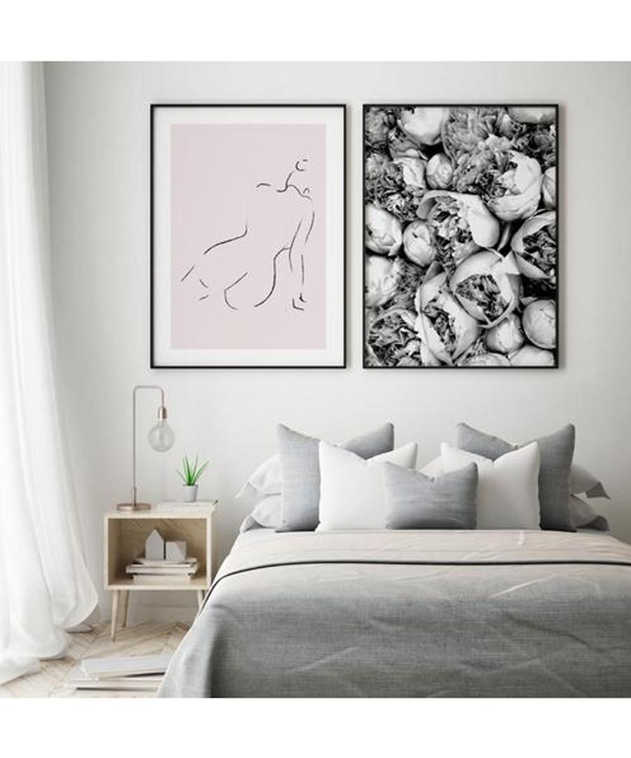 2pc Nude wall art set Sale - modacanvas