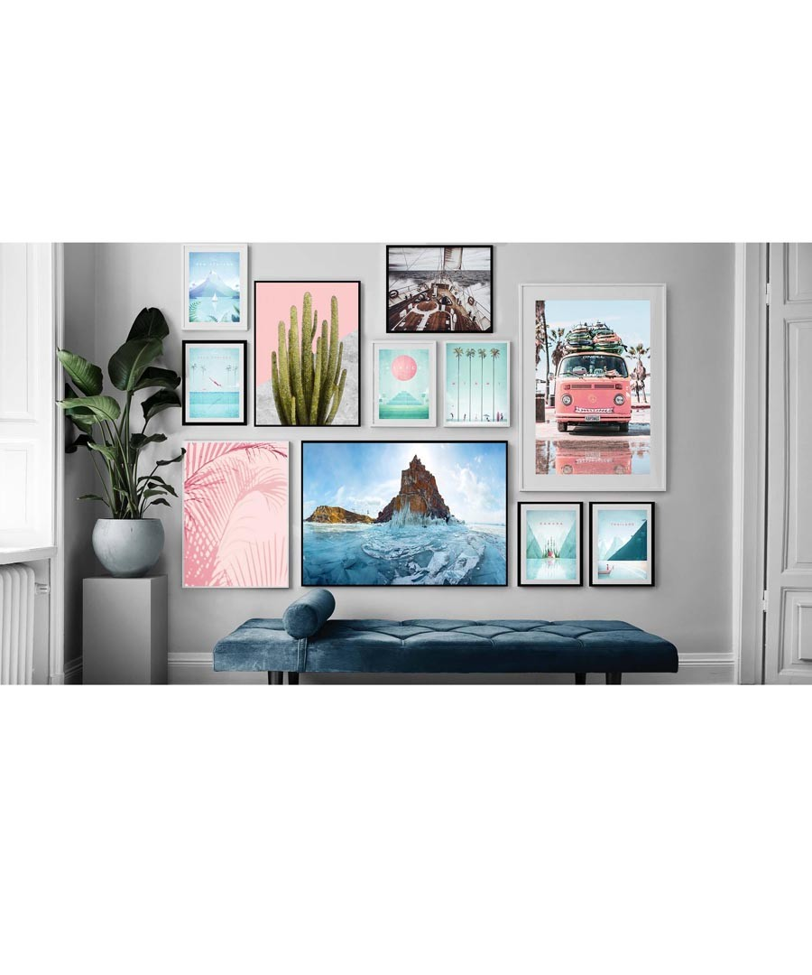 11pc Coast wall art set Sale - modacanvas