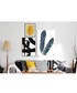 3pc Feathers II wall art set Sale - modacanvas Sale