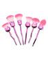 6pc Pink rose brush set Sale - rex brown Sale