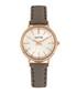 Berlin grey leather watch Sale - sophie & freda Sale