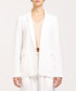 White tailored jacket Sale - paisie Sale