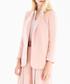 Pale pink tailored blazer Sale - paisie Sale