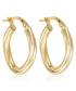 Danays gold-plated earrings Sale - or eclat Sale