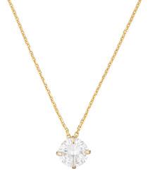 Splendeur gold-plated pendant