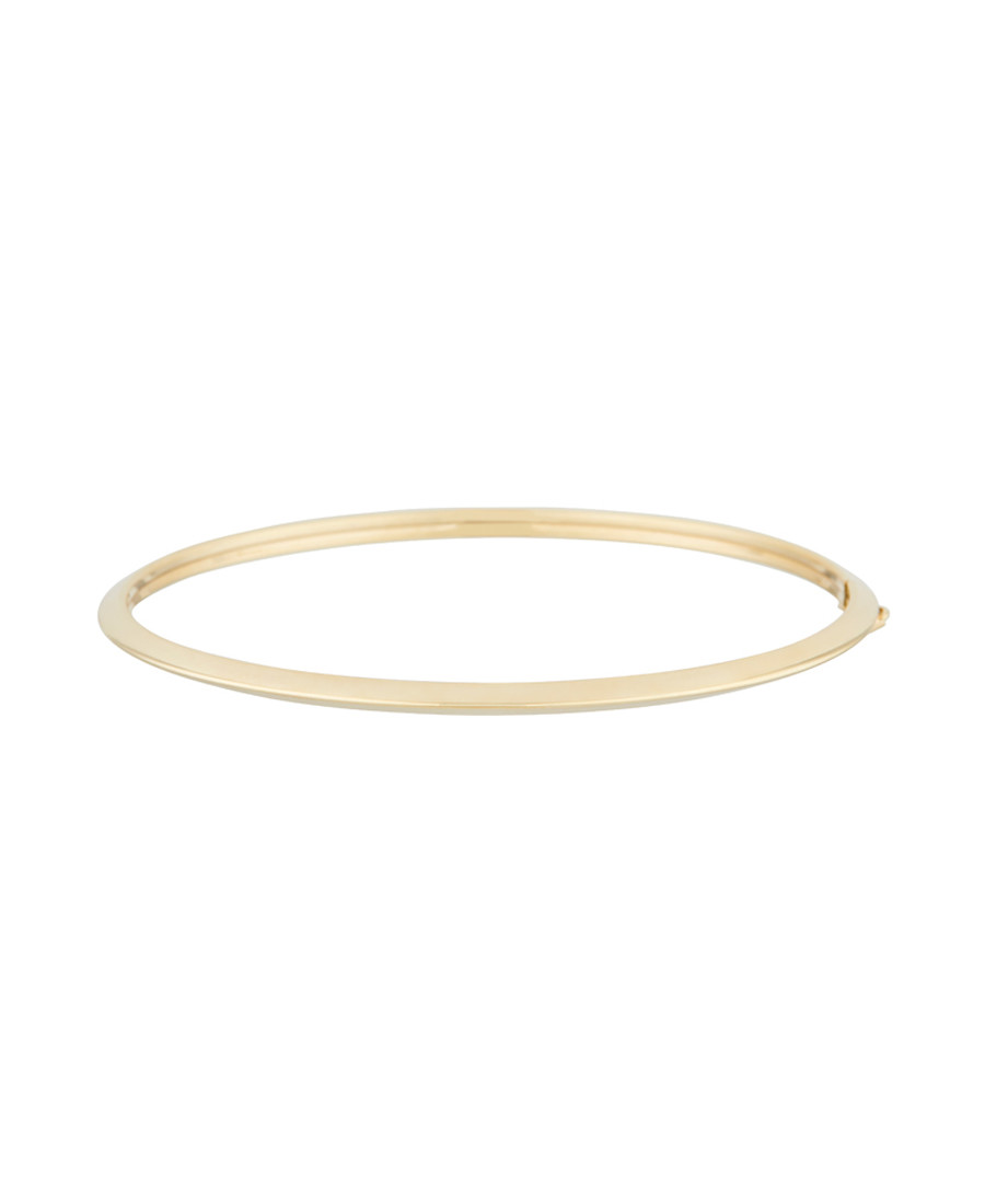 Rond gold-plated bangle Sale - or eclat