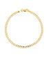 Maille creuse gold-plated bracelet Sale - or eclat Sale