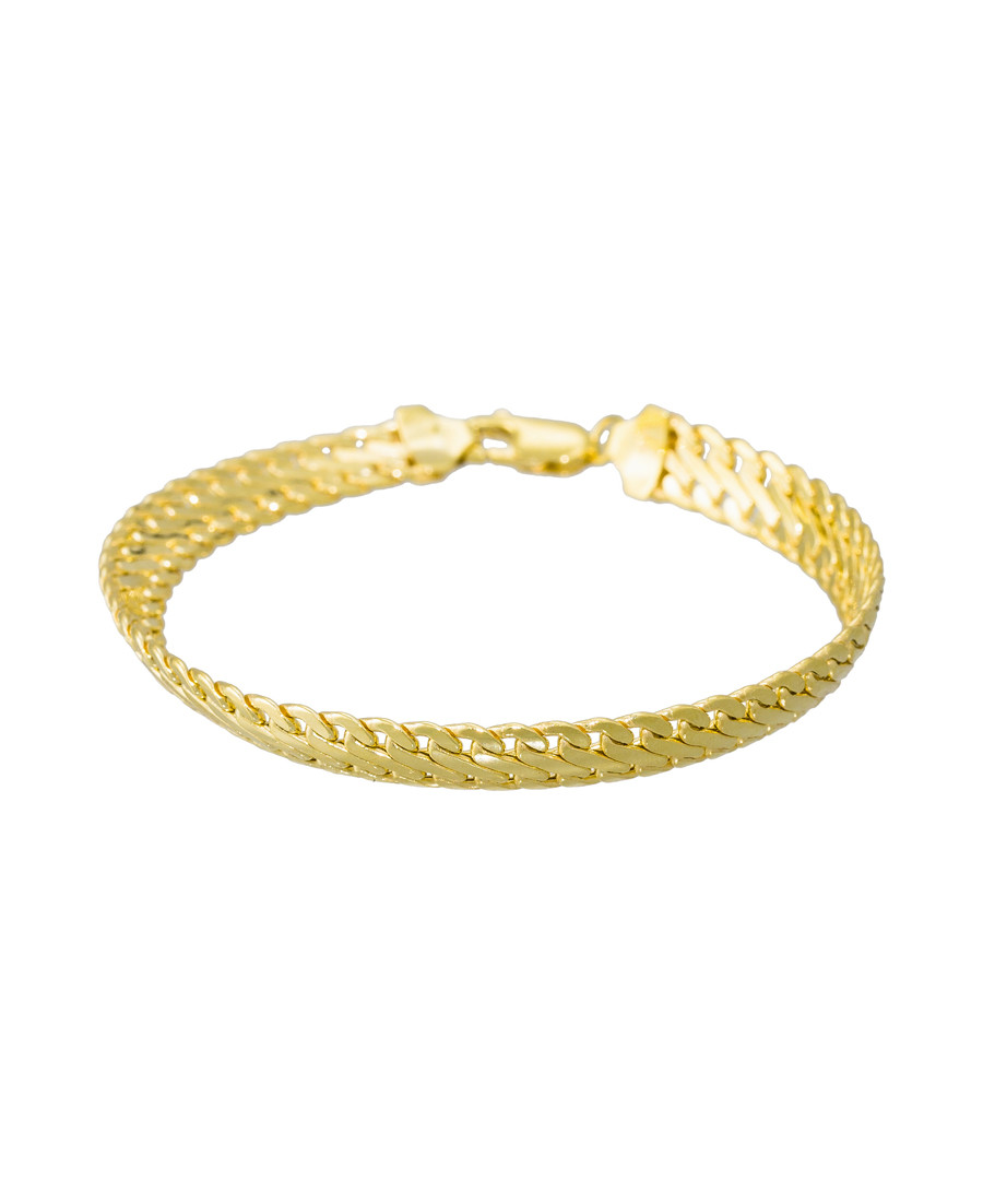 maille infini gold-plated bracelet Sale - or eclat