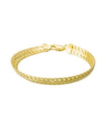 maille infini gold-plated bracelet