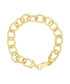 fantaisie fil gold-plated bracelet Sale - or eclat Sale