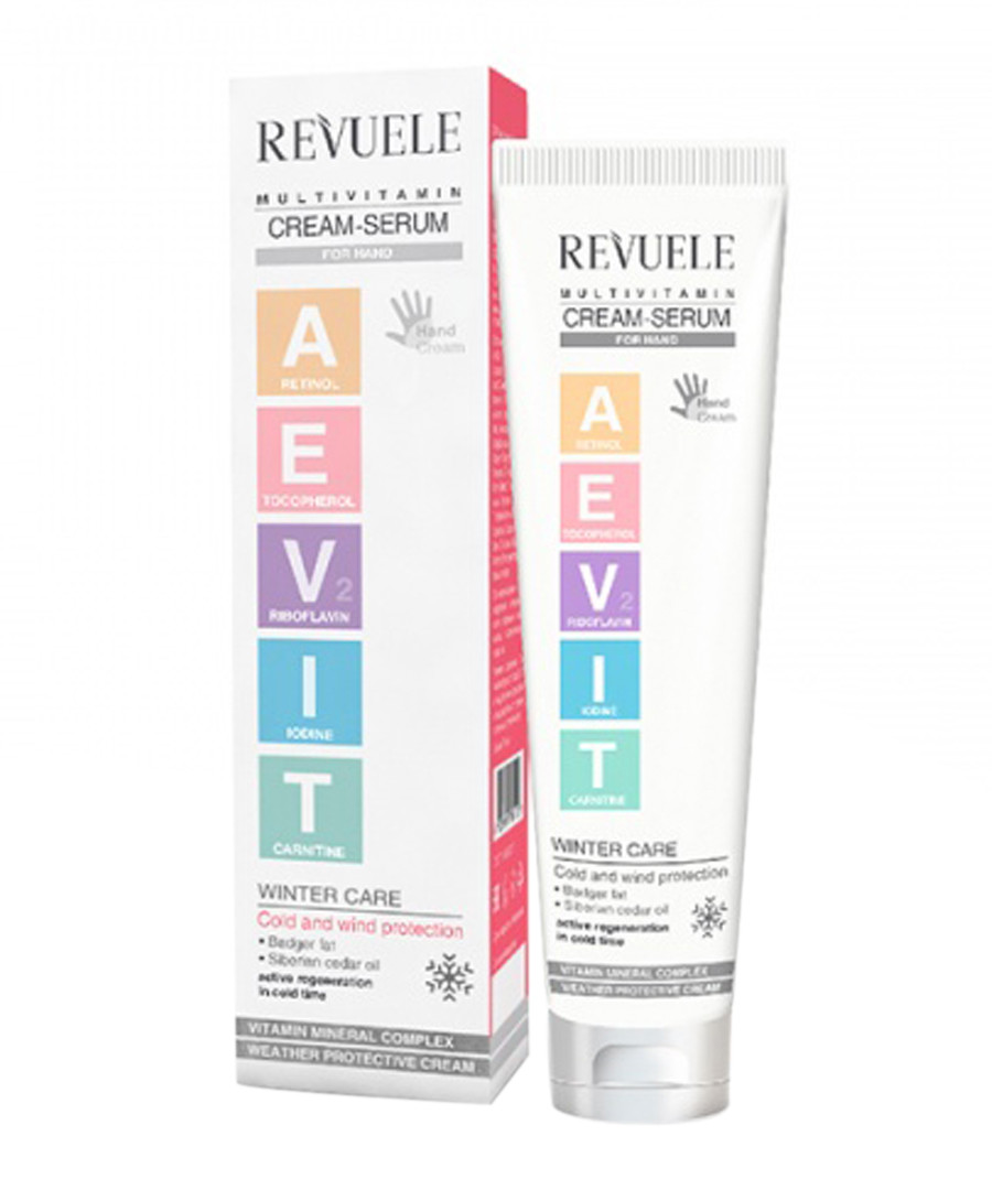 AEVIT multi-vitamin hand cream serum Sale - revuele