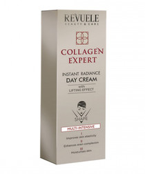 Collagen expert radiant day cream