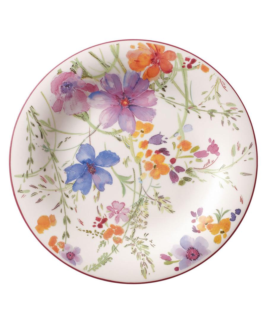 6pc Mariefleur porcelain tea cake plates Sale - villeroy & boch