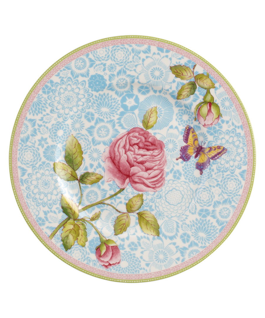 Rose Cottage blue porcelain Salad plate Sale - villeroy & boch