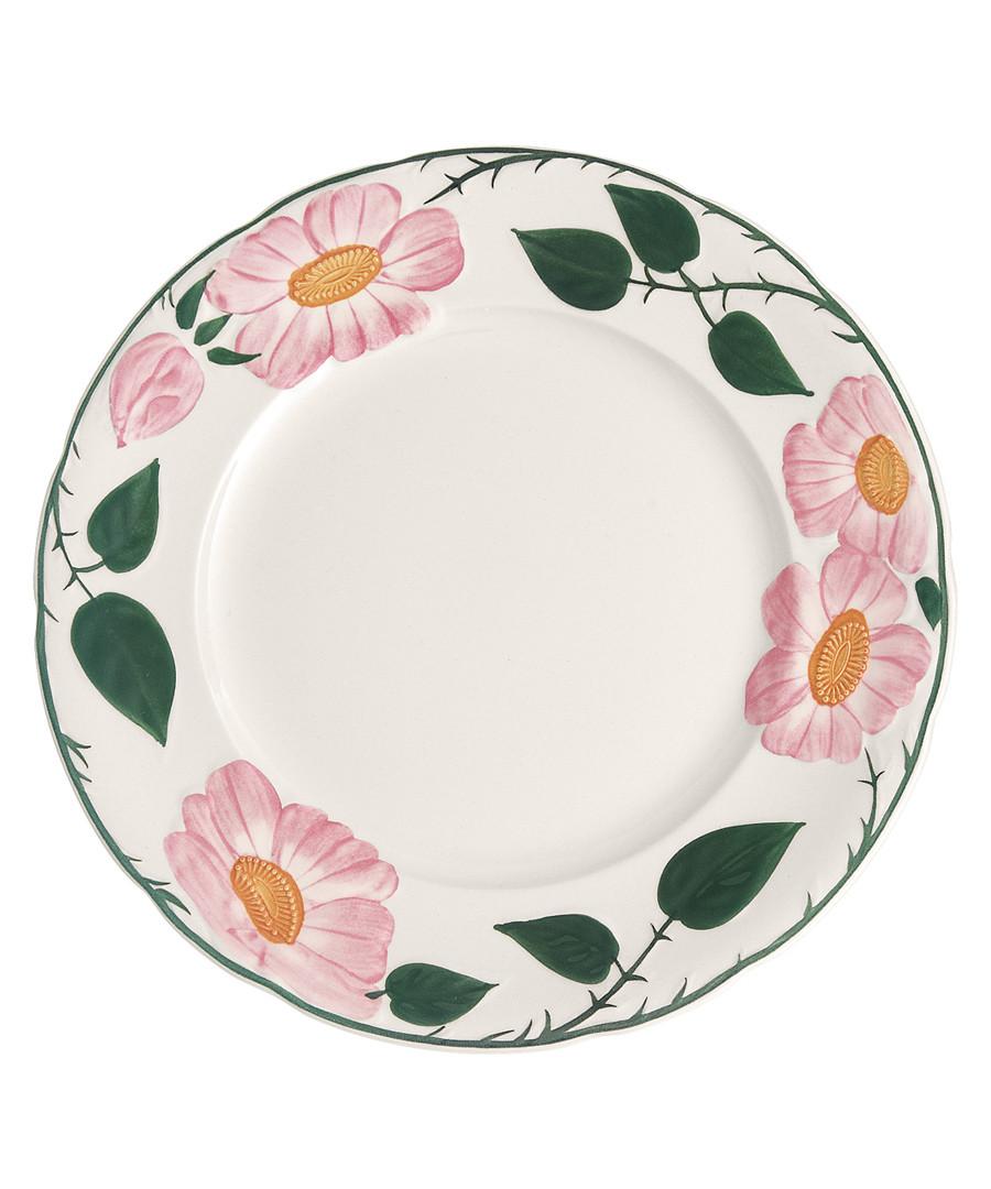 6pc Wildrose porcelain flat plates 26cm Sale - villeroy & boch