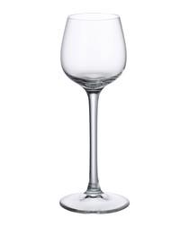 4pc Purismo crystal spirit glasses