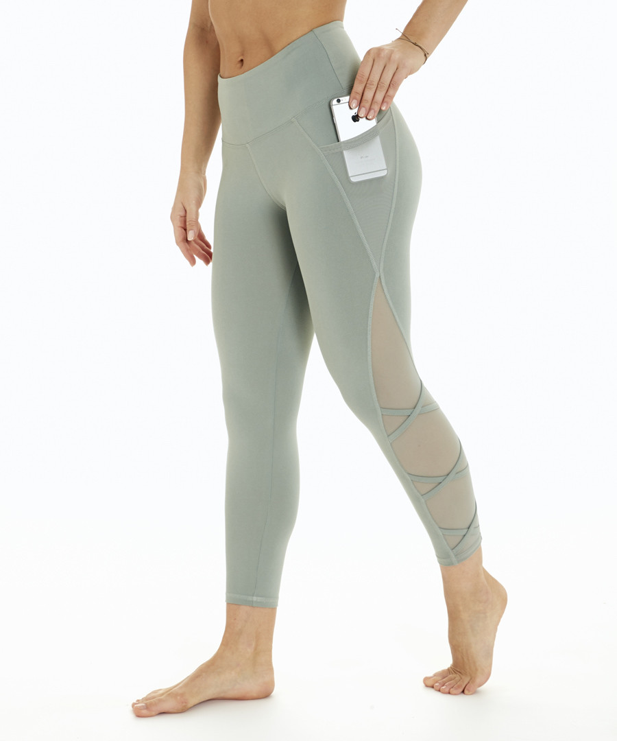 candace sage capri leggings Sale - balance collection