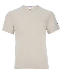 Concrete pure cotton T-shirt