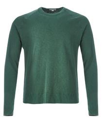Saxon pure supima cotton sweatshirt