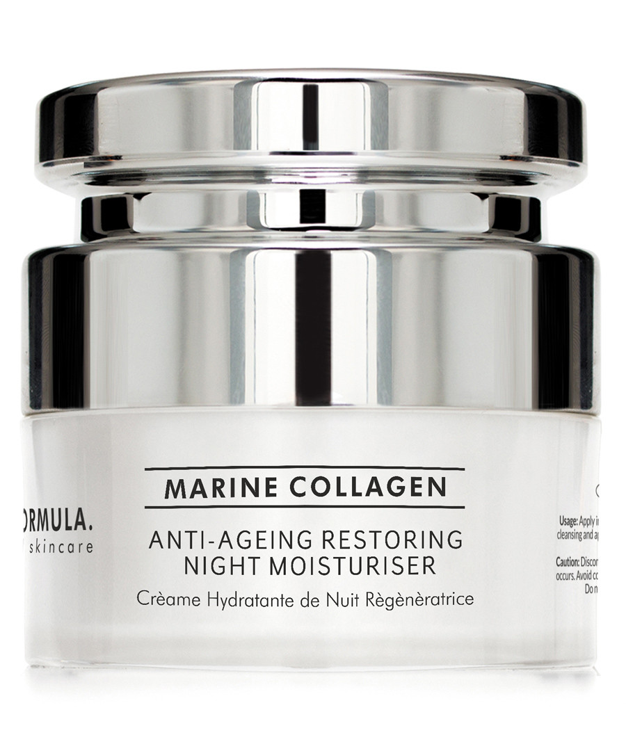 Anti-ageing restoring night moisturiser Sale - doctors formula