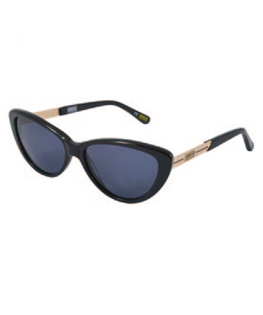 black slim cateye sunglasses Sale - barbour