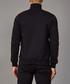 Safron black & burgundy zip-up top Sale - criminal damage Sale