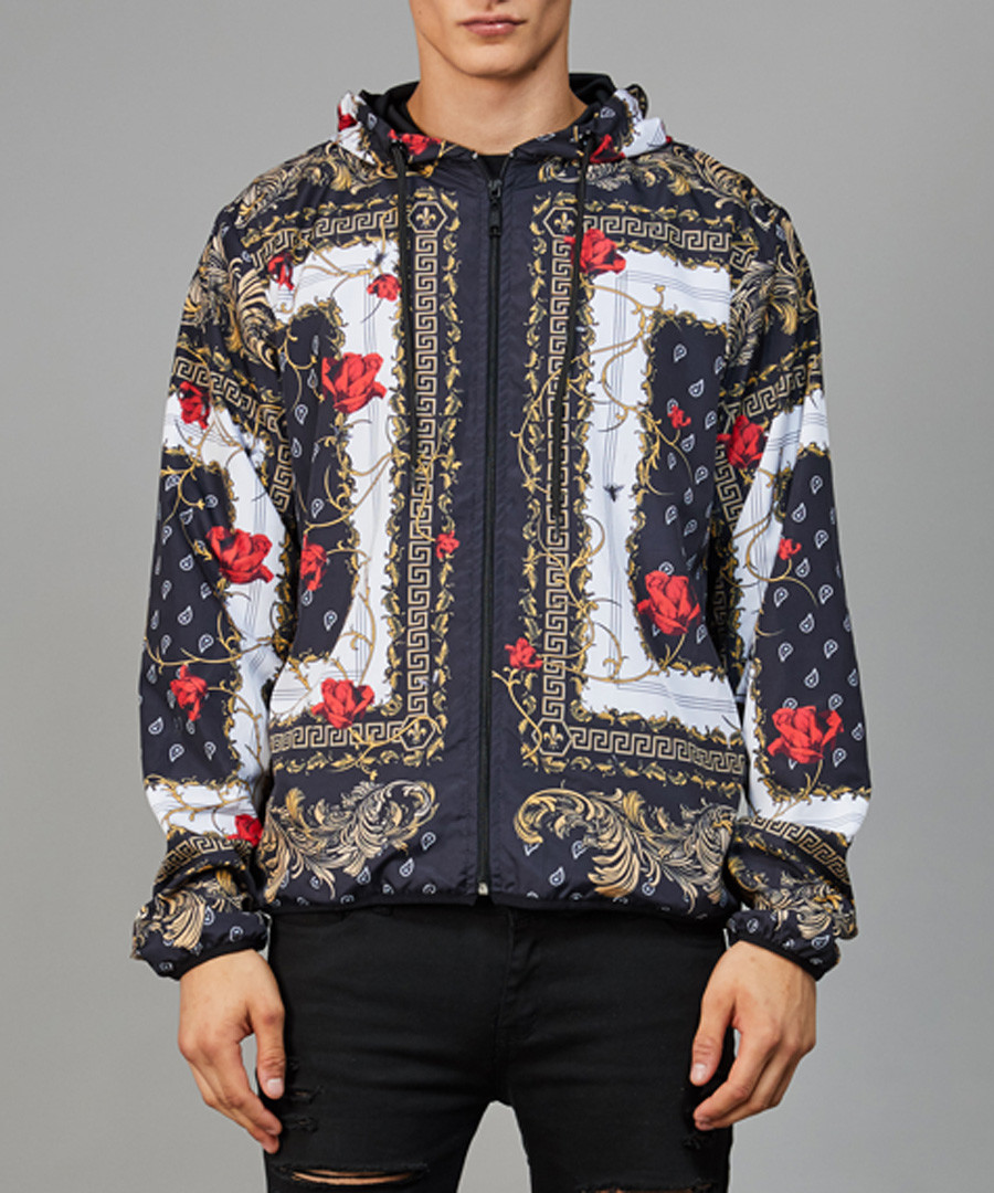 Avi multi-colour print windbreaker Sale - criminal damage