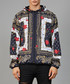 Avi multi-colour print windbreaker Sale - criminal damage Sale