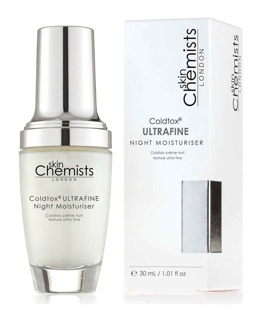 Skin Chemists Coldtox Ultrafine Night Moisturiser 30ml Sale - Skin Chemists
