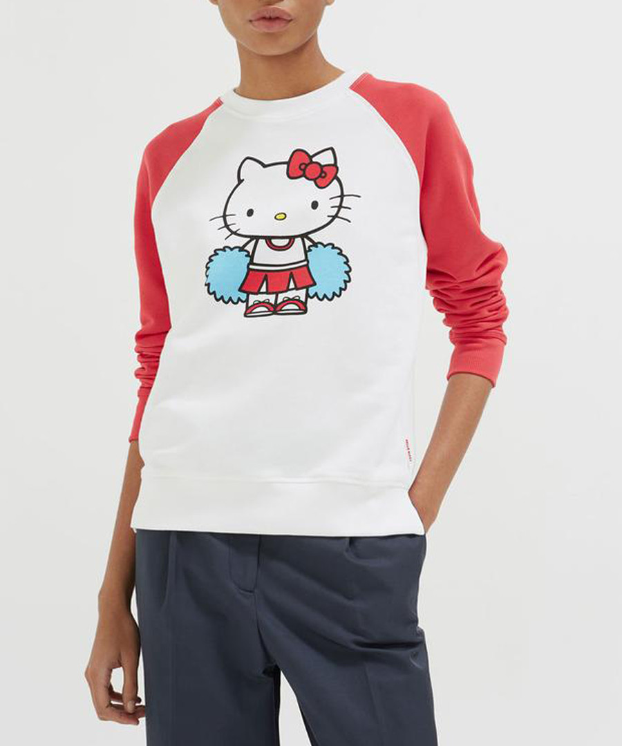 hello kitty cheerleader cotton jumper Sale - chinti & parker