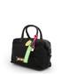 black fabric charm grab bag Sale - love moschino Sale